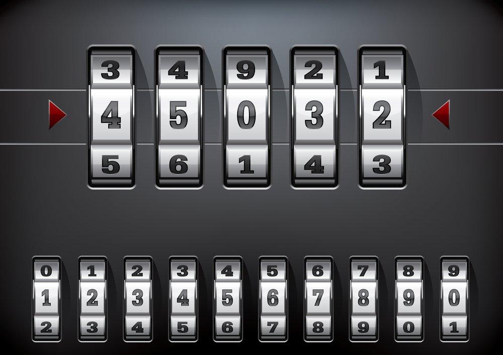 Las cerraduras de Combinación
